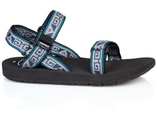 SOURCE Classic Sandals Men greek